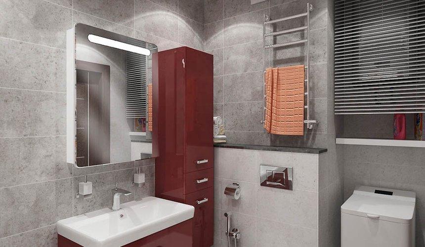 Дизайн интерьера трехкомнатной квартиры по ул. Фурманова 114 17