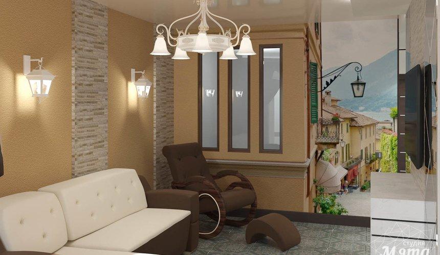 Дизайн интерьера трехкомнатной квартиры по ул. Фурманова 114 4
