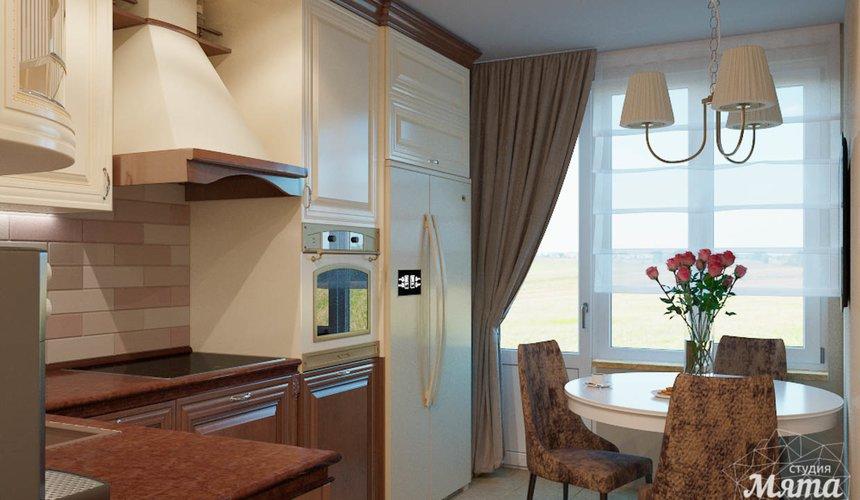 Дизайн интерьера трехкомнатной квартиры по ул. Победы 37 3