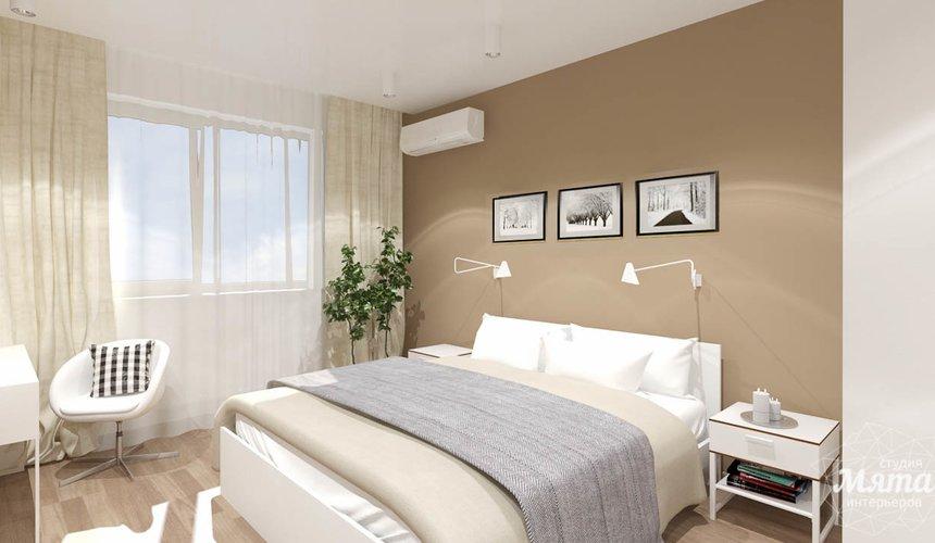 Дизайн интерьера двухкомнатной квартиры по ул. Машинная 40 4