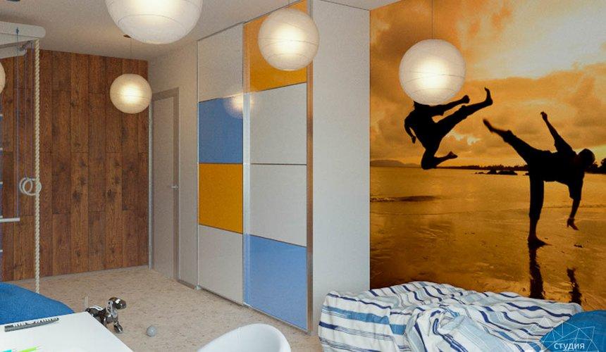 Дизайн интерьера трехкомнатной квартиры по ул. Победы 37 12