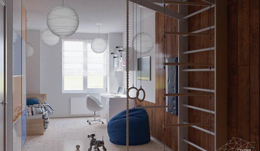 Дизайн интерьера трехкомнатной квартиры по ул. Победы 37 13