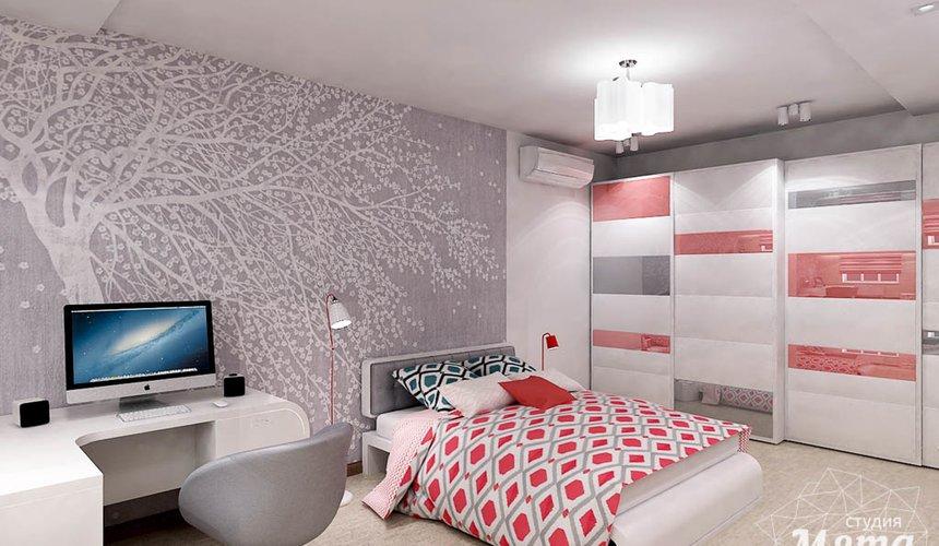 Дизайн интерьера и ремонт трехкомнатной квартиры по ул. Авиационная, 16  79