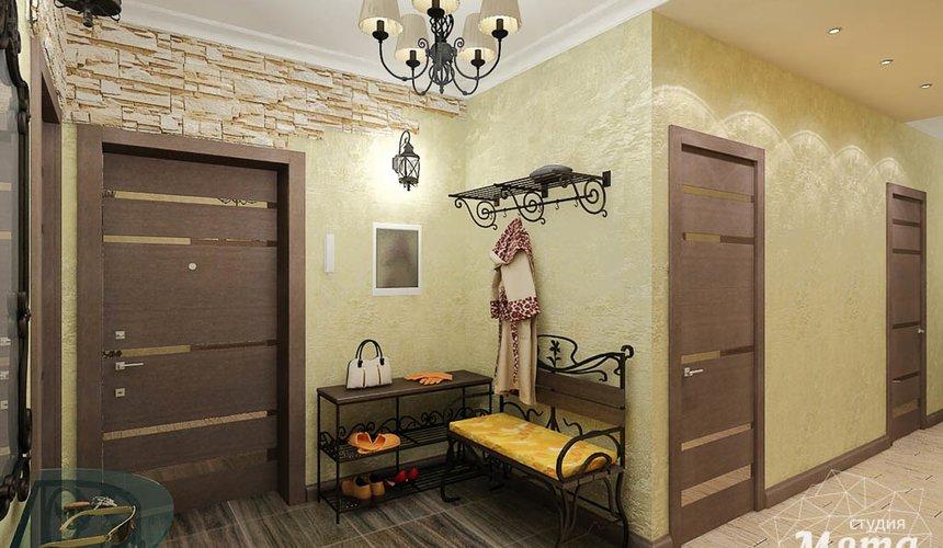 Дизайн интерьера и ремонт трехкомнатной квартиры по ул. Авиационная, 16  71