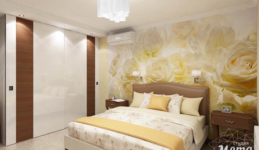 Дизайн интерьера и ремонт трехкомнатной квартиры по ул. Авиационная, 16  89
