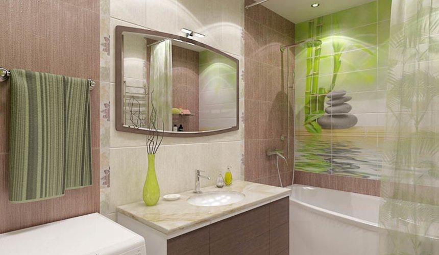 Дизайн интерьера и ремонт трехкомнатной квартиры по ул. Авиационная, 16  75