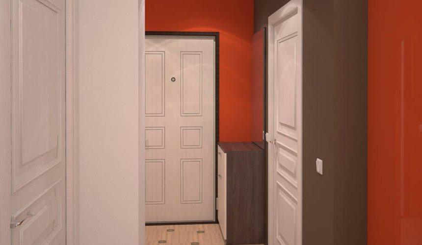 Дизайн интерьера однокомнатной квартиры по ул. Электриков 5 6