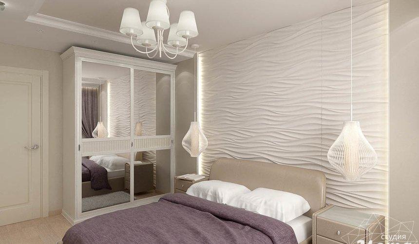 Дизайн интерьера двухкомнатной квартиры по ул. Шаумяна 93 11