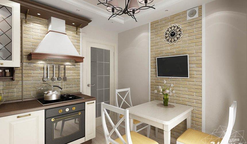 Дизайн интерьера двухкомнатной квартиры по ул. Шаумяна 93 17