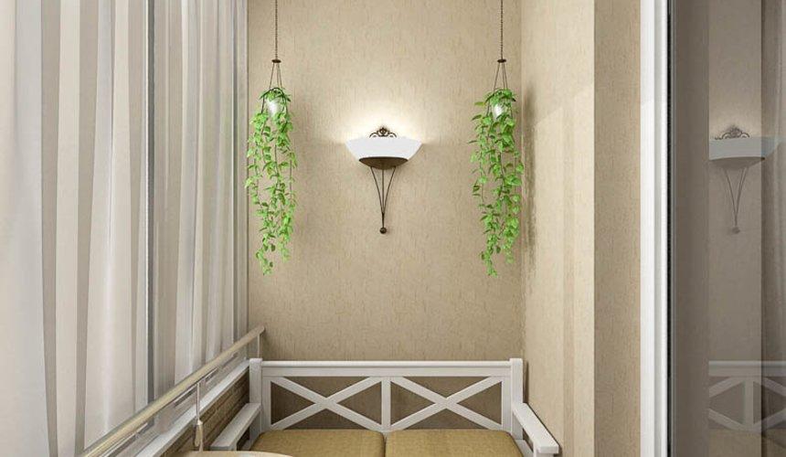 Дизайн интерьера двухкомнатной квартиры по ул. Шаумяна 93 20