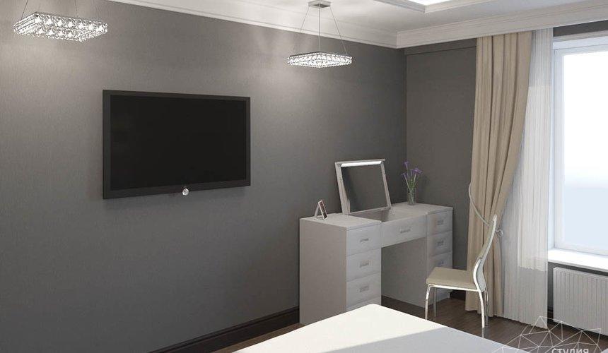 Дизайн интерьера трехкомнатной квартиры по ул. Фурманова 114 23