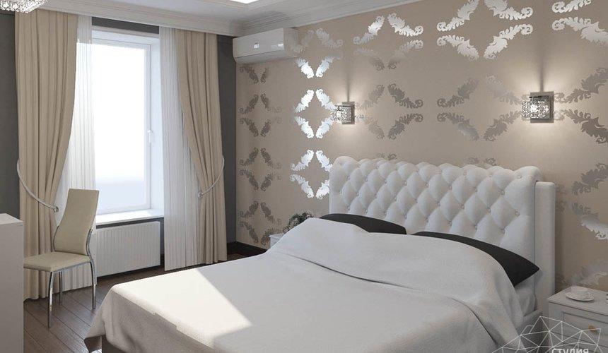 Дизайн интерьера трехкомнатной квартиры по ул. Фурманова 114 24