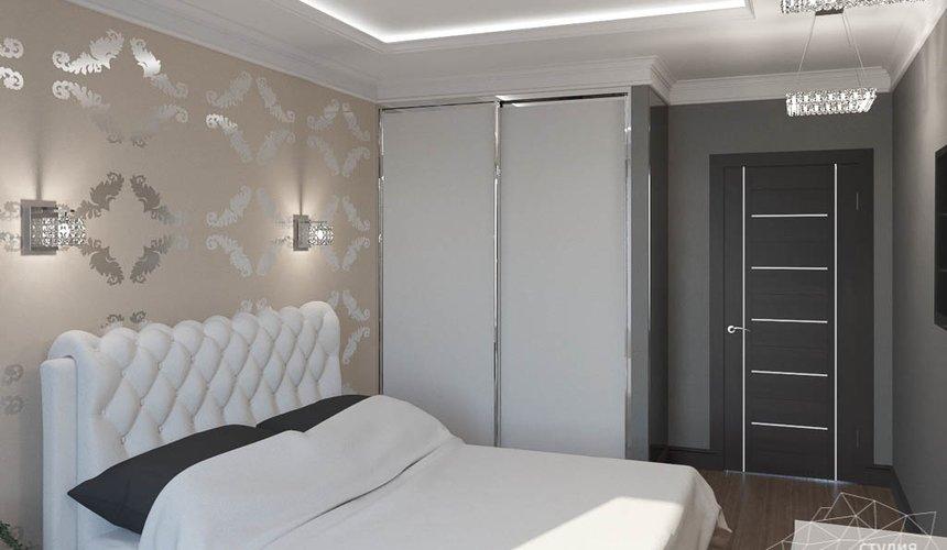 Дизайн интерьера трехкомнатной квартиры по ул. Фурманова 114 26
