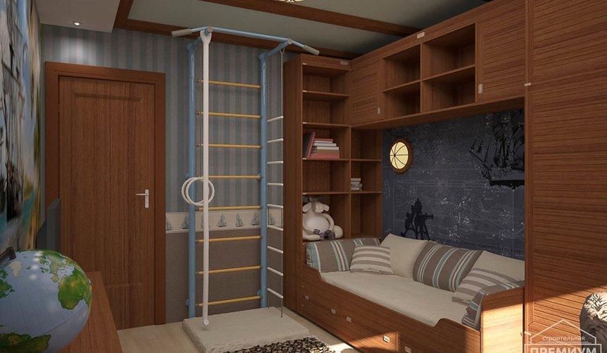 Дизайн интерьера детской по ул. Фролова 31 7