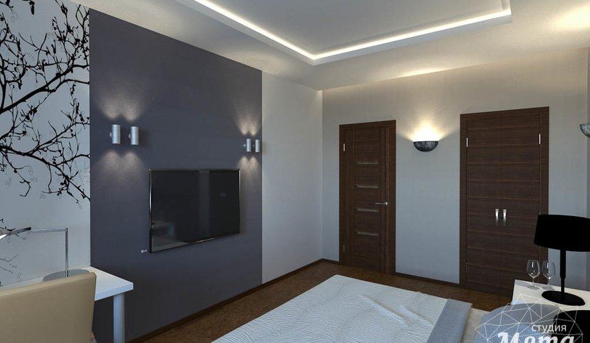 Дизайн интерьера однокомнатной квартиры по ул. 40 лет Октября 11 4