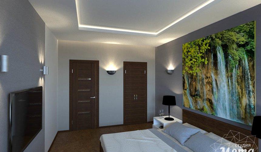 Дизайн интерьера однокомнатной квартиры по ул. 40 лет Октября 11 5