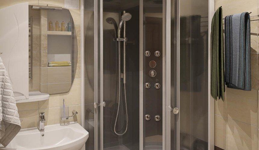 Дизайн интерьера однокомнатной квартиры по ул. 40 лет Октября 11 9