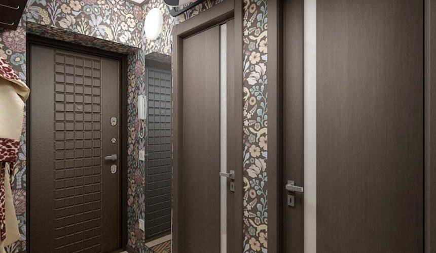 Дизайн интерьера и ремонт ванной комнаты и прихожей по ул. Крауля 70 8