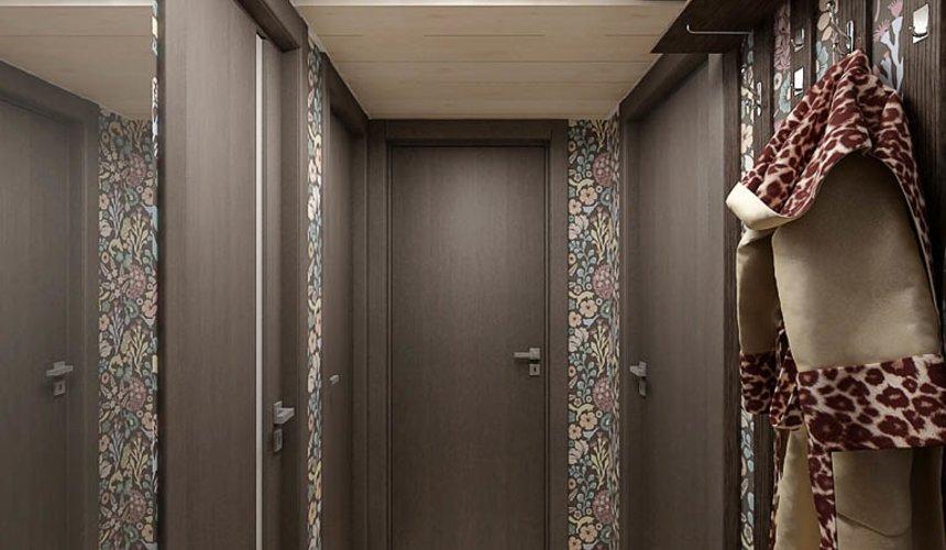 Дизайн интерьера и ремонт ванной комнаты и прихожей по ул. Крауля 70 9
