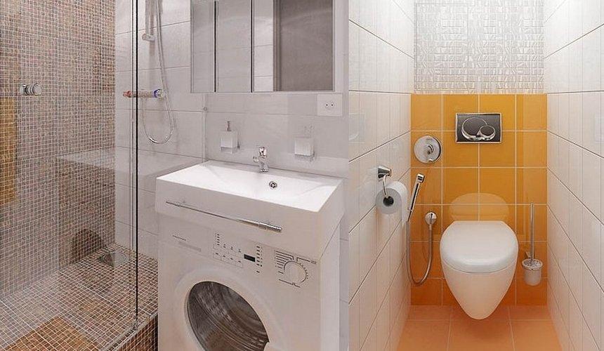Дизайн интерьера и ремонт ванной комнаты и прихожей по ул. Крауля 70 7