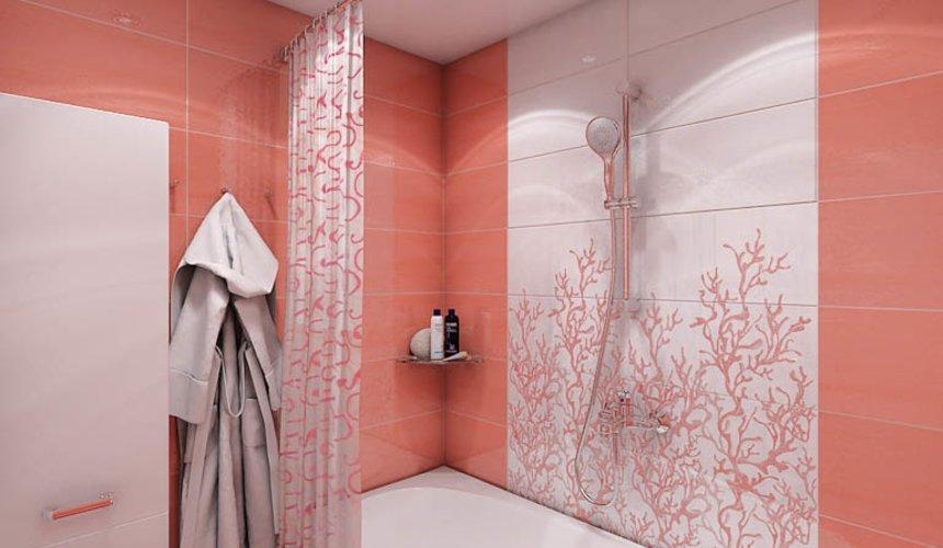 Дизайн интерьера ванной комнаты по ул. Калинина 77 5