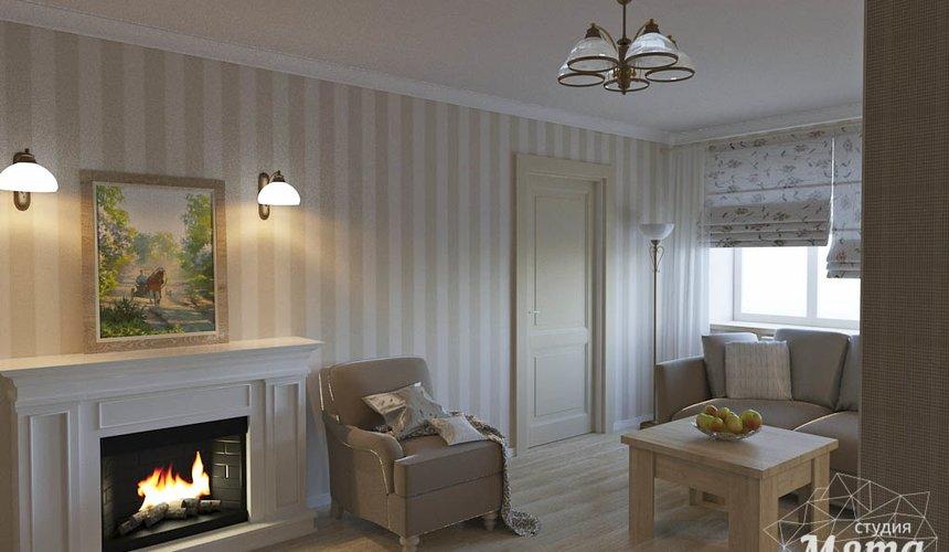 Дизайн интерьера однокомнатной квартиры по ул. Бажова 161 8