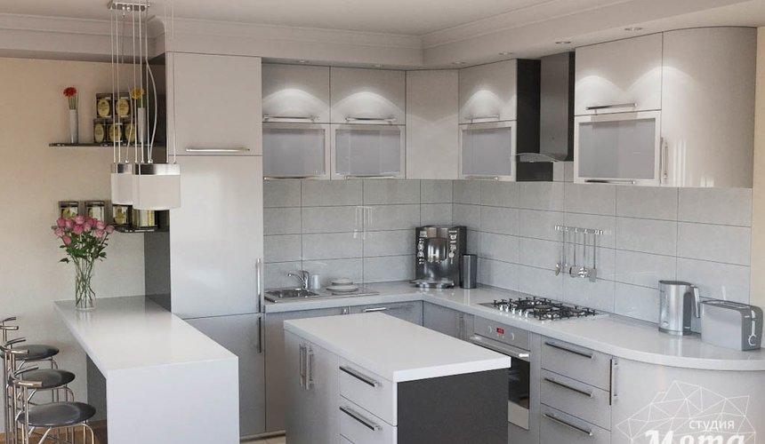 Дизайн интерьера кухни по ул. Восточная 62 4