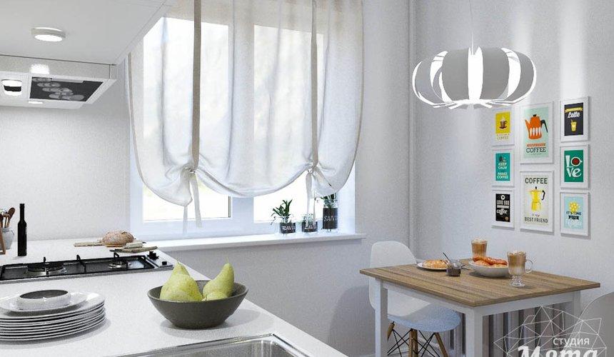 Дизайн интерьера двухкомнатной квартиры по ул. Мира 37а 8