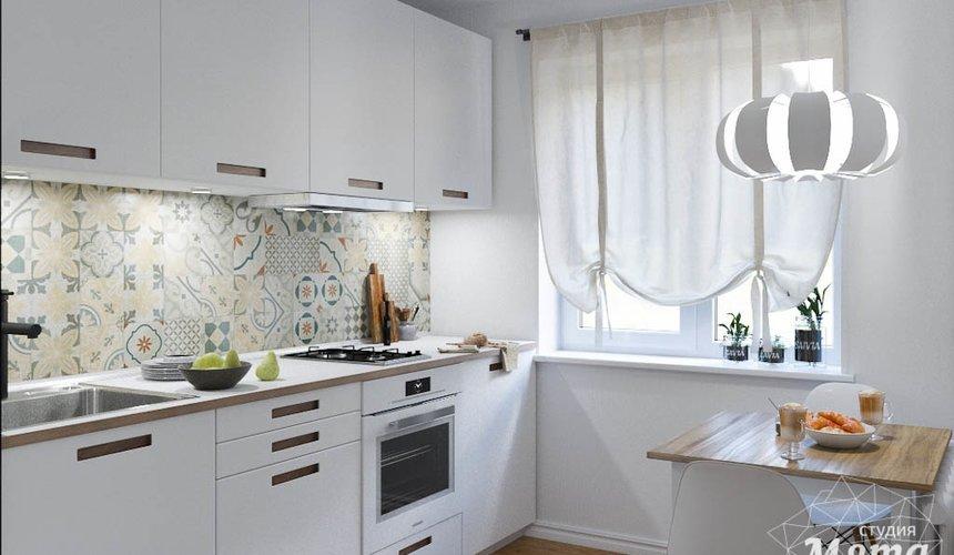Дизайн интерьера двухкомнатной квартиры по ул. Мира 37а 10