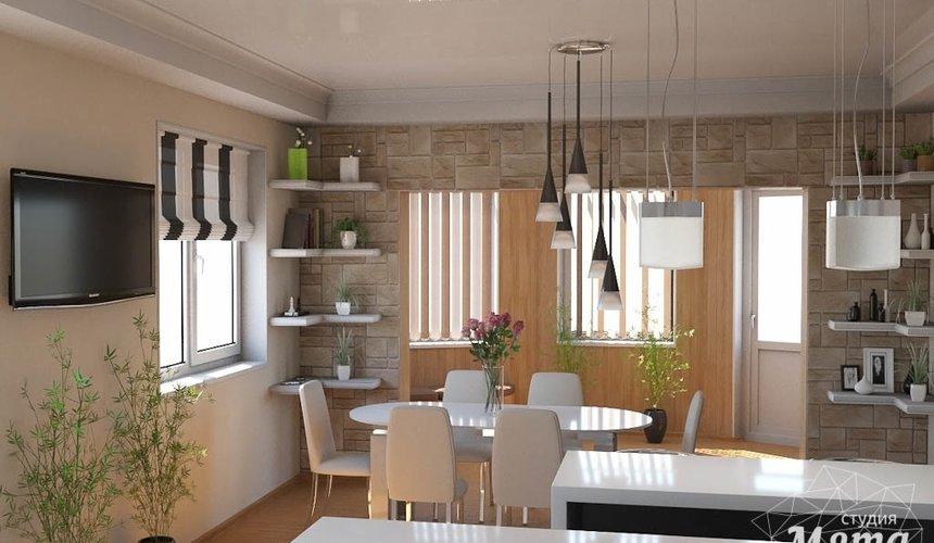Дизайн интерьера кухни по ул. Восточная 62 3
