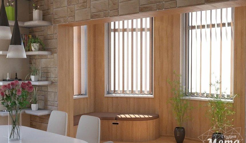 Дизайн интерьера кухни по ул. Восточная 62 5