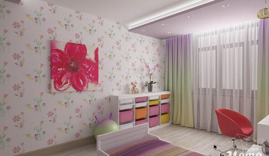 Дизайн интерьера и ремонт четырехкомнатной квартиры по ул. Союзная 2 44