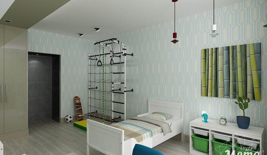 Дизайн интерьера и ремонт четырехкомнатной квартиры по ул. Союзная 2 52