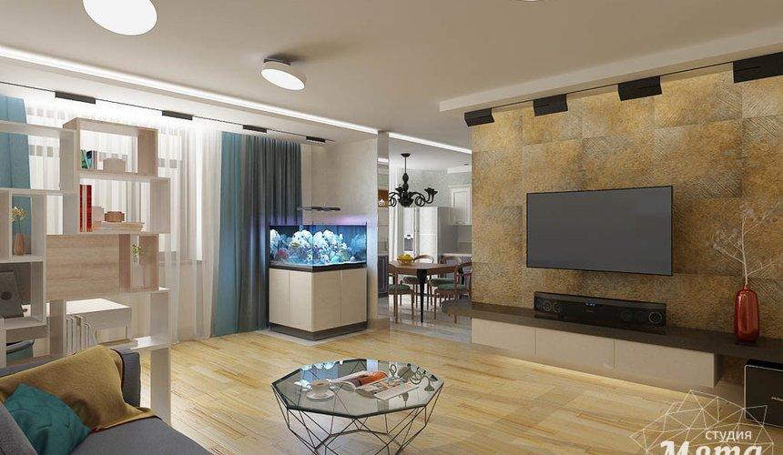 Дизайн интерьера и ремонт четырехкомнатной квартиры по ул. Союзная 2 21