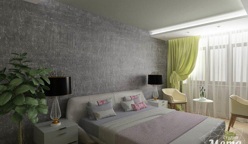 Дизайн интерьера и ремонт четырехкомнатной квартиры по ул. Союзная 2 48