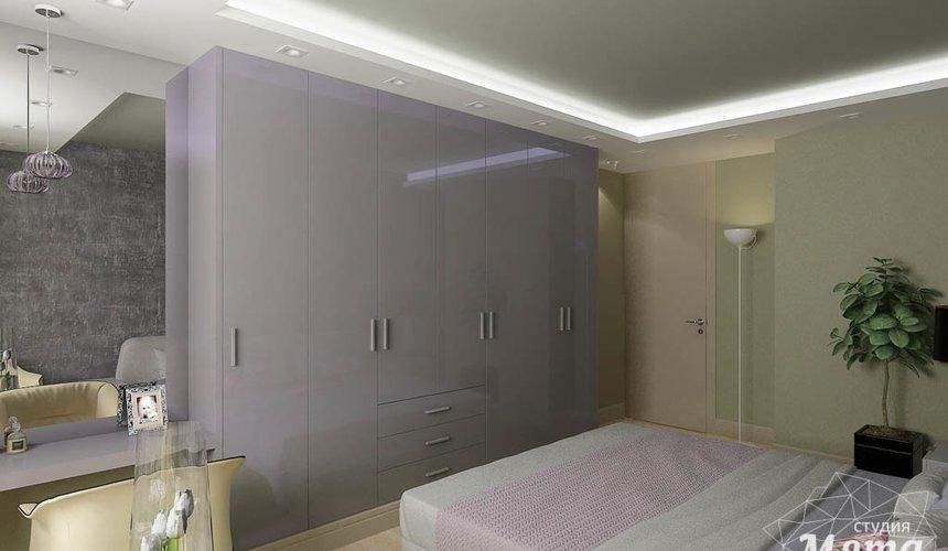 Дизайн интерьера и ремонт четырехкомнатной квартиры по ул. Союзная 2 50