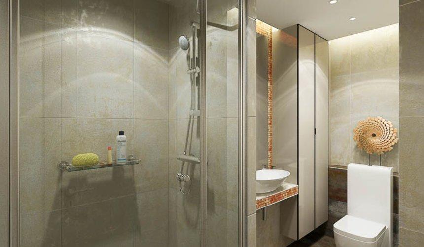 Дизайн интерьера и ремонт четырехкомнатной квартиры по ул. Союзная 2 57