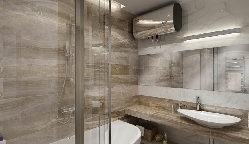 Дизайн интерьера и ремонт четырехкомнатной квартиры по ул. Союзная 2 35