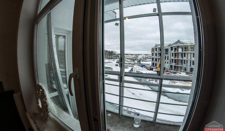 Дизайн интерьера и ремонт трехкомнатной квартиры в Карасьозерском 2 23