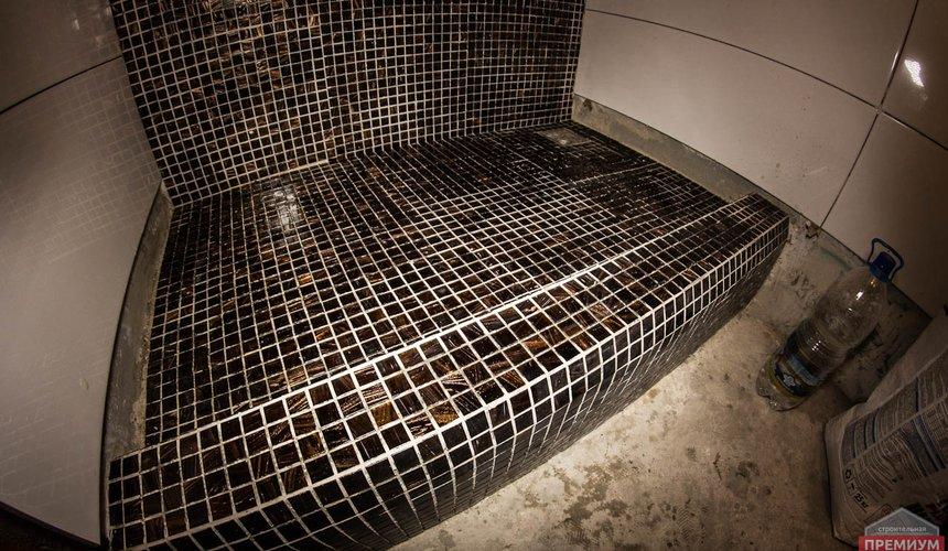 Дизайн интерьера и ремонт ванной комнаты и прихожей по ул. Крауля 70 2