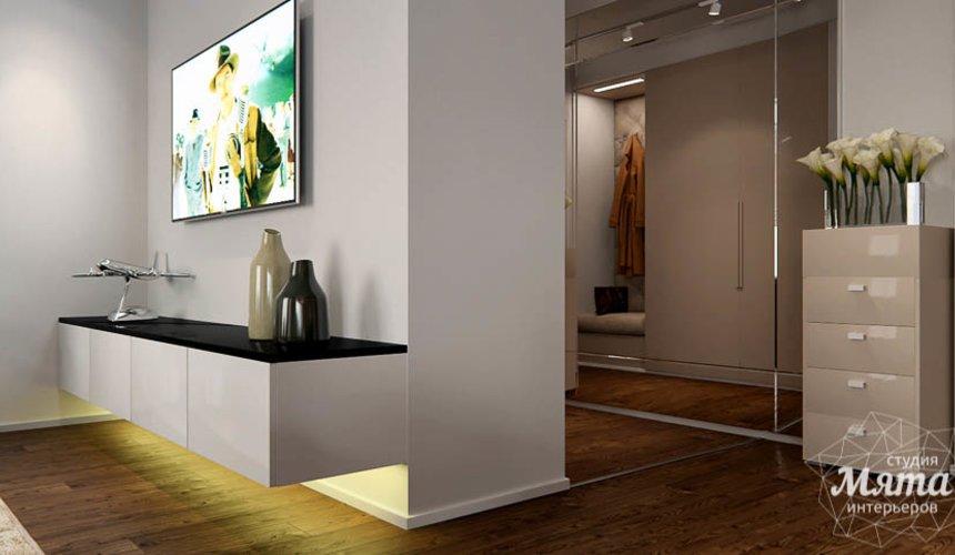 Дизайн интерьера двухкомнатной квартиры в Москве 15