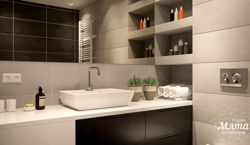 Дизайн интерьера двухкомнатной квартиры в Москве 20