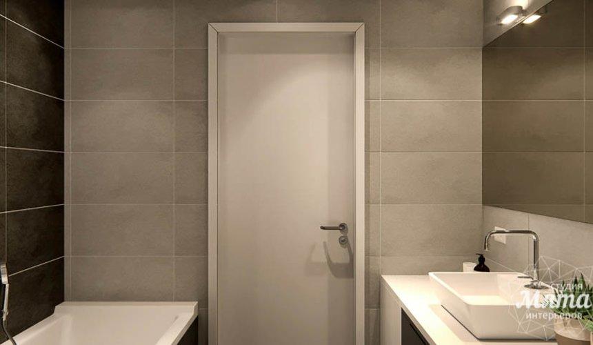 Дизайн интерьера двухкомнатной квартиры в Москве 22