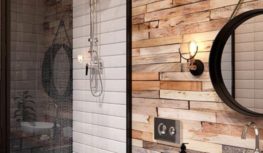 Дизайн интерьера детской в стиле лофт в Краснодаре 21