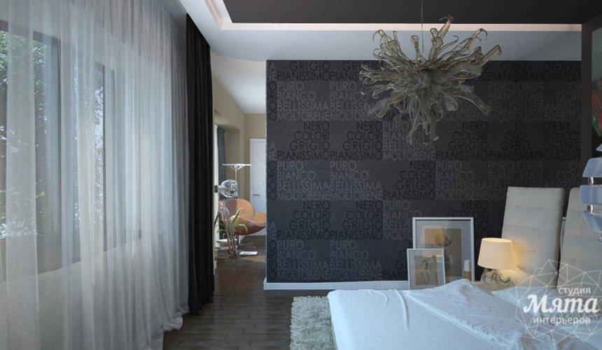 Дизайн интерьера коттеджа в п. Александрия 28