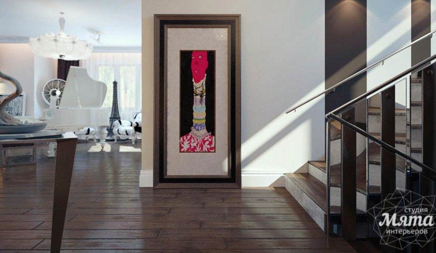 Дизайн интерьера коттеджа в п. Александрия 39