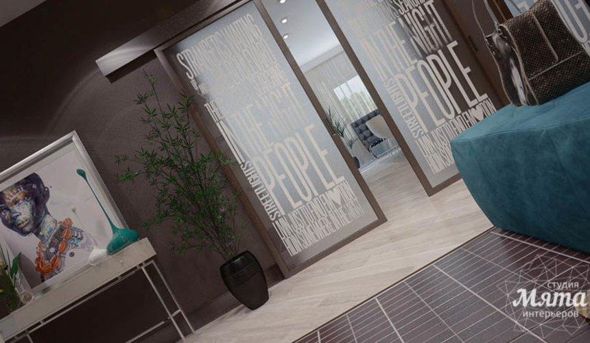 Дизайн интерьера трехкомнатной квартиры Шейнкмана 121 4