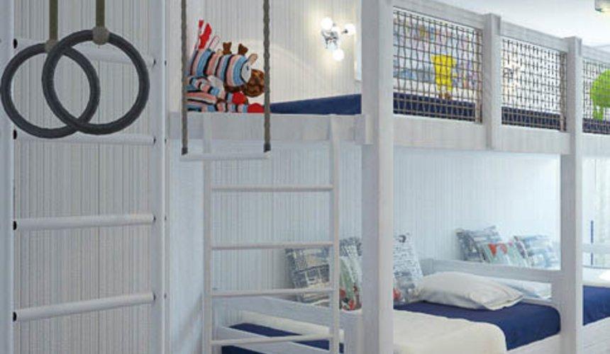 Дизайн интерьера трехкомнатной квартиры Шейнкмана 121 34