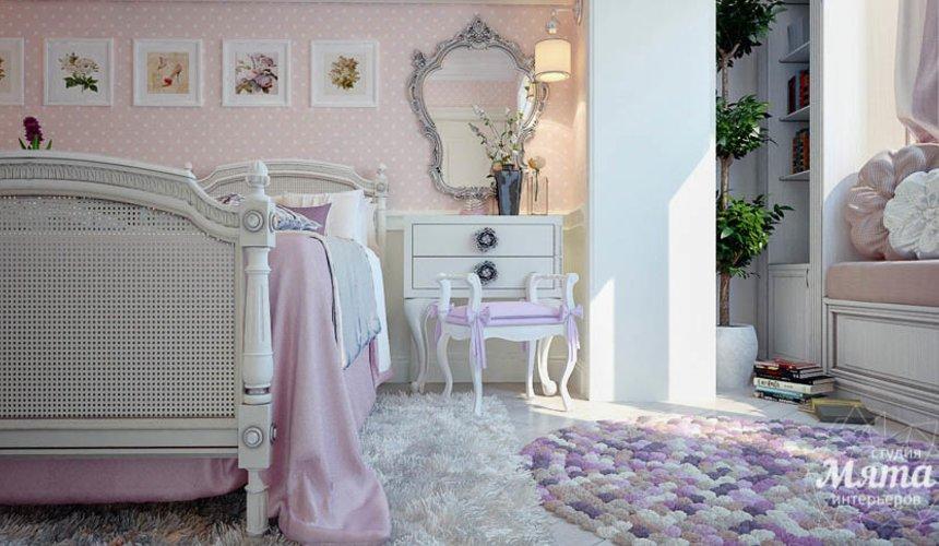 Дизайн интерьера четырехкомнатной квартиры в Тюмени 21