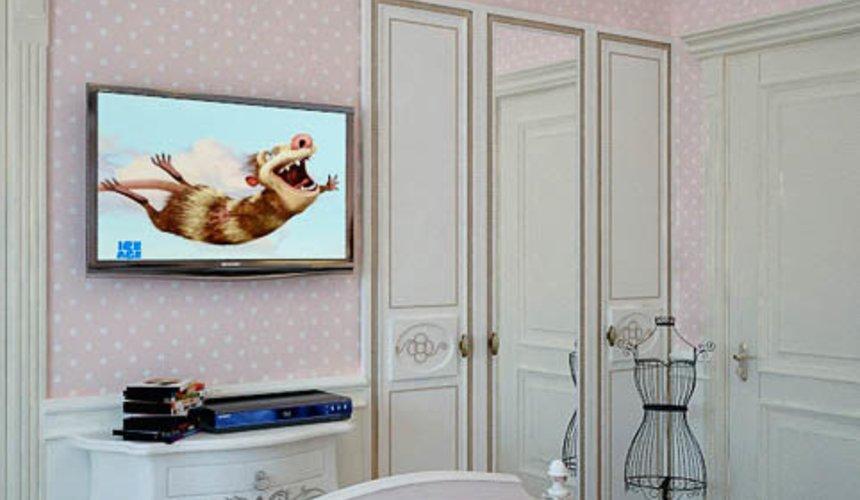 Дизайн интерьера четырехкомнатной квартиры в Тюмени 23